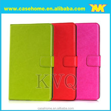 High quality Crazy horse grain PU leather cover case for amazon kindle fire hd 7 hd7 X P7500
