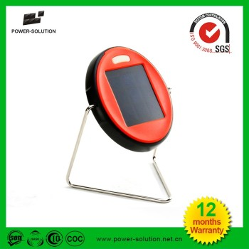 Mini and affordable waterproof durable solar table reading lamp