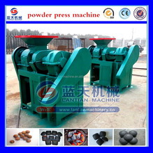High Pressure 2 Rollers Mechanical Charcoal Ball Press Machine For South Africa Coal Power Plant