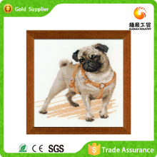 Wall Art 5D DIY Diamond Painting Pug Dog Embroidery Painting by Numbers