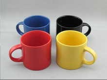 personalization coloured glazed ceramic coffee mug with customize logo