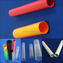 Thickness0.5mm~8mm Colored Extrusion plastic pvc Pipe