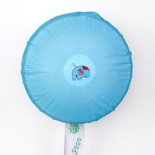 Made in China colorful dustproof washable non-woven round fan dust cover