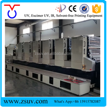 CE Certified High Quality led uv curing system equipment for offset printing Machine Komori 40