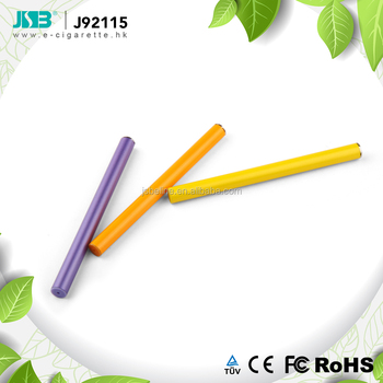 vape cartridge packaging disposable e-cigarette 300mAh big battery capacity J92115 from china supplier
