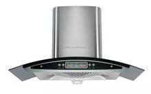 QTT-A899 220V 180W 36 in. Stainless Steel Wall Mount Range Hood Kitchen Appliance