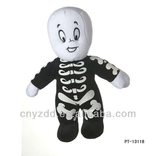 ghost plush toys Halloween Ghost Plush Pet Toy for Dog