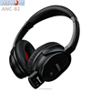 Top selling amazon 2017 wireless noise cancelling headphone with BT transmitter