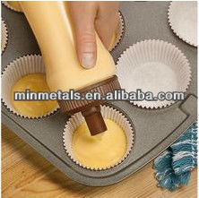 plastic pancake batter dispenser, pancake pen