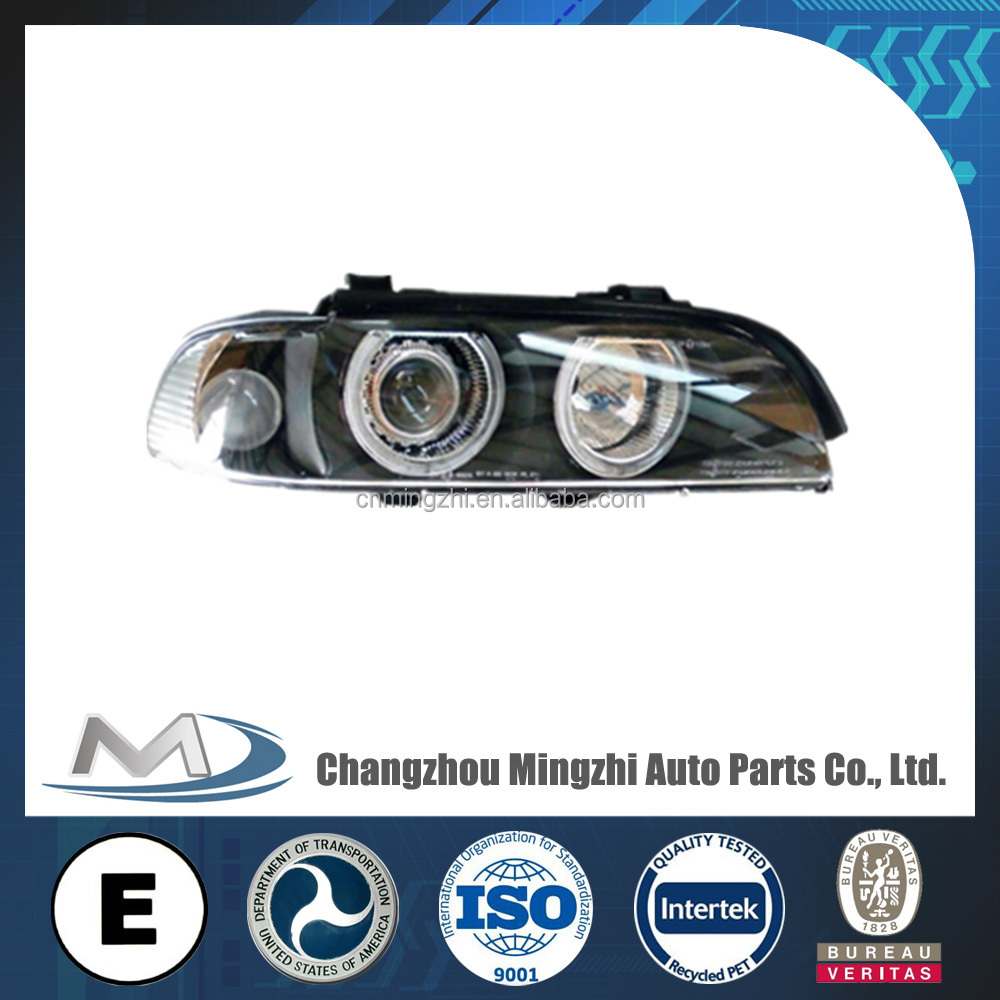 wholesale alibaba crystal lamp led car headlight with DOT certificate for BWM E39 HC-C-0300517