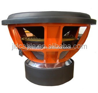 Made In China High Performance CWL15 1500w 15inch Car Subwoofer