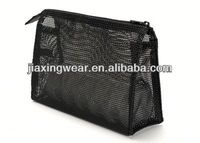 Hot sales yellow mesh plastic bag for shopping and promotiom,good quality fast delivery