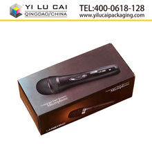 Yilucai high quality drawer electronics microphone packaging box