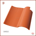 Big Sale Building Materials Red Ceramic Clay Roof Tile