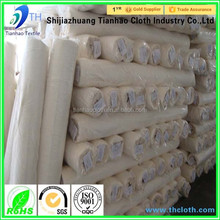 CHINA FACTORY POLYESTER COTTON GREY FABRIC RAW CLOTH COTTON FABRIC