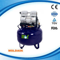 Portable Mini Air Compressor 220V ,550 W for Dental Unit MSLDA06H