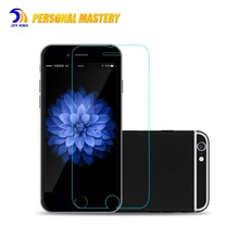 9H 2.5D 0.33mm mobile phone tempered glass screen protector for iphone 8 7 7plus 6 6s plus