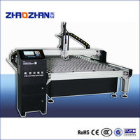 War Industry High Speed CNC Plasma Cutting Machine