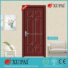35mm pvc door profile framed architraves xupai full kit of interior doors