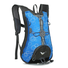 Custom Camping Cycling Bike Bicycle Hemp Hydration Backpack