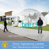 Popular tent inflatable booth