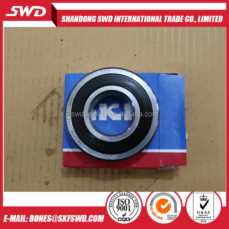 SKF deep groove ball bearings 6300 6301 6302 6303 6304 6305 6306 6307 6308 6309 6310 2RS1