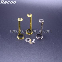 2015 Custom precision stamping parts ,brass Battery induction metal parts