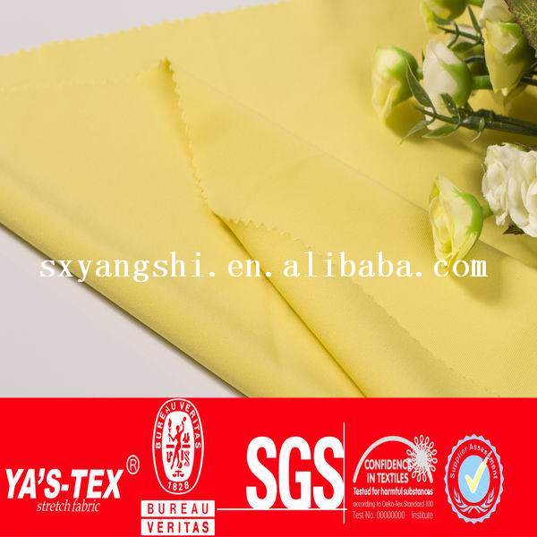 2016 activewear fabric, nylon spandex fabric for sportswear