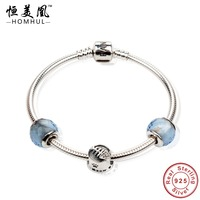 2016 New Design 925 Sterling Silver Bracelets Women Bracelets