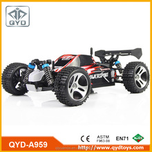 50KM/H super speed remote control car 2.4G 4CH WLTOYS A959 RC racing off road buggy