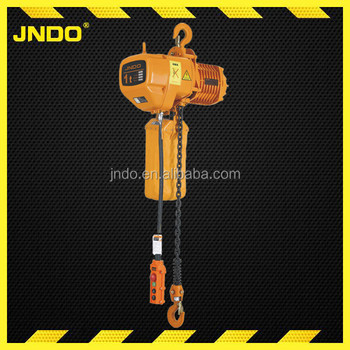 1 ton Hook Fixed Type Electric Chain Hoist