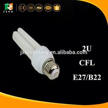 energy saving bulbs/halogen powder cfl lamps/2u bulbs/3u lights/compact Fluorescent lamp Pin/E27/B22