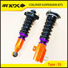NEX SS-Type Adjustable Coilover Suspension Kit for BMW E30
