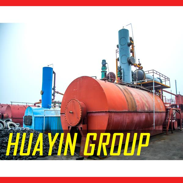 Fully automatic waste plastic oil recycling plant supplier