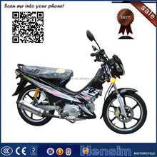 Popular CUB motorcycles with electric start