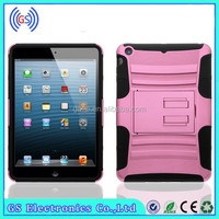 Rugged Heavy Duty 7 Inch Tablet Silicon Case For iPad With Kickstand China Supplier