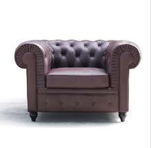 Classic American Style leather Antique Chesterfield Sofa replica