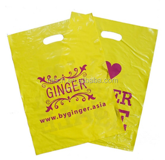 Custom Wholesale Cornstarch Biodegradable Compostable Printed Custom Shopping Bags