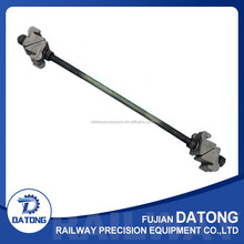 Stainless Steel Rail Gauge Tie Rod for Railway Turnout Used