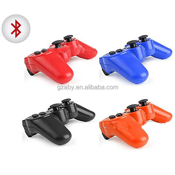 Wireless Bluetooth Game Controller For sony playstation 3 PS3 SIXAXIS Controle Joystick Gamepad