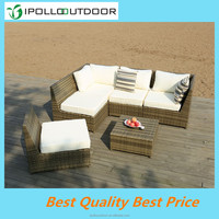 Recyclable roots rattan outdoor furniture