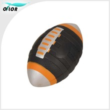 Mini toy ball rest stress foam rugby ball for promotional gift