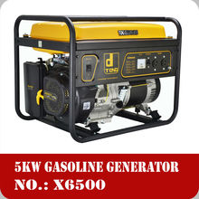 air-cooled 4-stroke OHV AVR 5 kva 3 phase generator