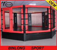 Octagon fight MMA wrestling cage ring for sale