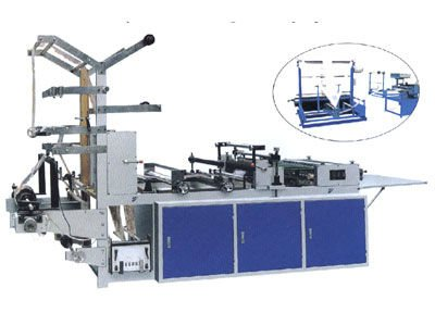 Computer OPP PE Side Hot Sealing and Cutting Bag Making Machine