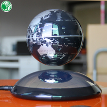 Christmas gift decoration ornament magnetic levitation globe basketball gift ideas