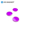 Transparent Plastic Counters Magnetic Chips Magnet Chip