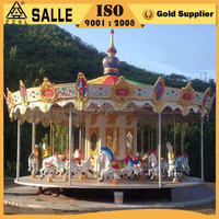For Sale Musical Kids Amusement Games Factory Cheap Carousel Amusement Equipment
