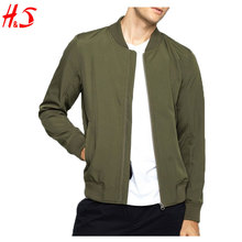 luxury clothing made in korea fashion men bomber jacket