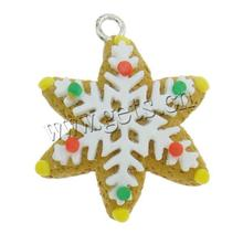 2015 Gets.com polymer clay christmas jewelry pendant